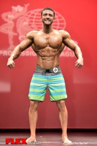 Matthew Acton - Mens Physique - 2014 New York Pro Championships