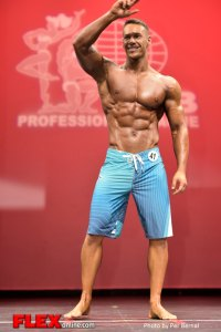 Anton Antipov - Mens Physique - 2014 New York Pro Championships