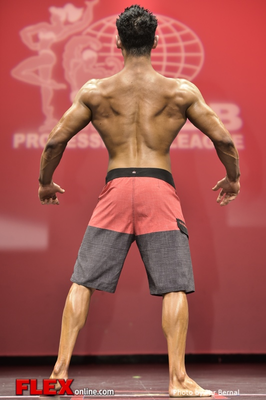 Mike Balan - Mens Physique - 2014 New York Pro Championships