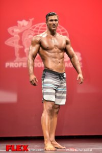 Nate Baumbick - Mens Physique - 2014 New York Pro Championships