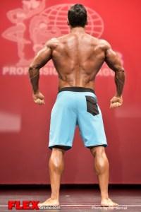 Chris Gurunlian- Mens Physique - 2014 New York Pro Championships