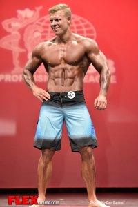 Nick Olsen - Mens Physique - 2014 New York Pro Championships