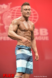 Douglas Peaney - Mens Physique - 2014 New York Pro Championships