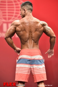 Jonathan Sebastian - Mens Physique - 2014 New York Pro Championships