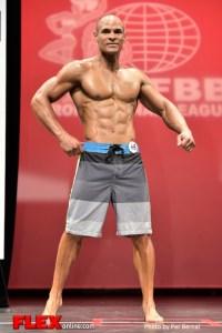 David Velazquez - Mens Physique - 2014 New York Pro Championships