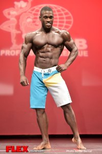 Pierre Vuala - Mens Physique - 2014 New York Pro Championships