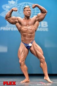 Thomas Benagli - Men 212 - 2014 New York Pro Championships