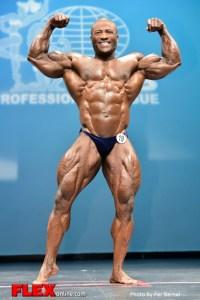 Curtis Bryant - Men 212 - 2014 New York Pro Championships