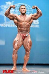 Marco Cardona - Men 212 - 2014 New York Pro Championships