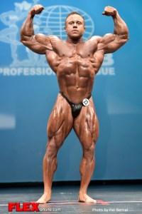Aaron Clark - Men 212 - 2014 New York Pro Championships
