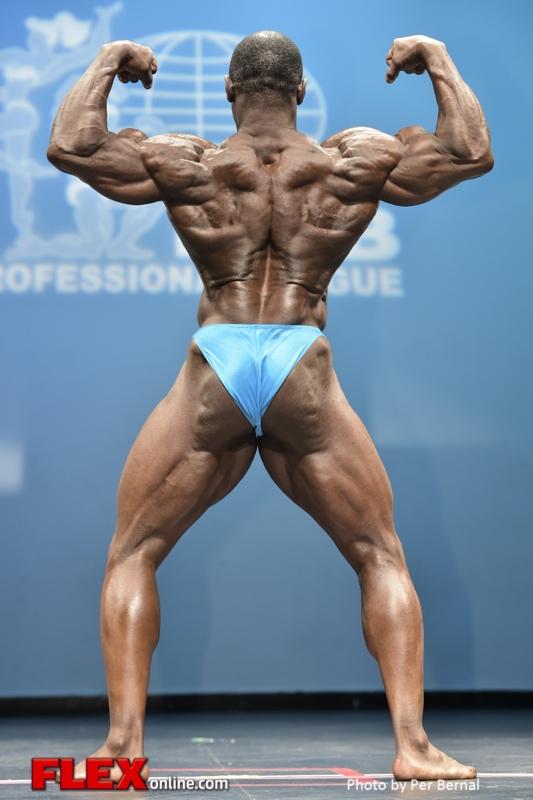 Milton Holloway - Men 212 - 2014 New York Pro Championships
