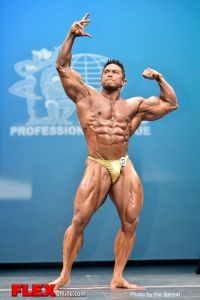 Stan McQuay - Men 212 - 2014 New York Pro Championships