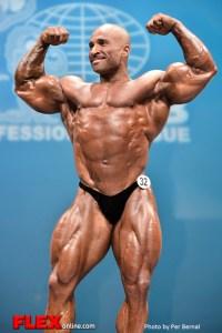 Marco Rivera- Men 212 - 2014 New York Pro Championships