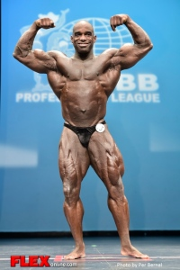 Gregory Ulysse - Men 212 - 2014 New York Pro Championships
