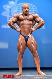 Constantinos Demetrio - Men Bodybuilding - 2014 New York Pro Championships