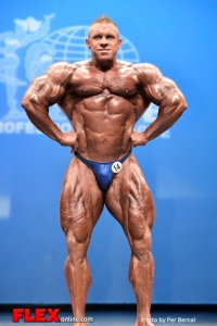 Daniel Toth - Men Bodybuilding - 2014 New York Pro Championships