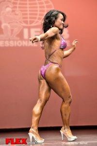 Marie Allegro - Figure - 2014 New York Pro Championships