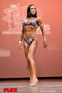 Beckie Boddie - Figure - 2014 New York Pro Championships