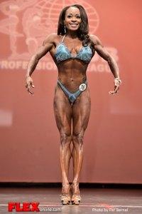 Kim Clark - Figure - 2014 New York Pro Championships