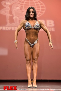 Heather Dees - Figure - 2014 New York Pro Championships