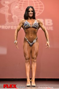 Laura Davies - Figure - 2014 New York Pro Championships