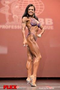 Laurie Greene - Figure - 2014 New York Pro Championships