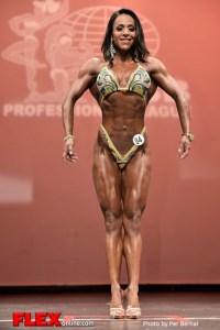 Georgina Lona - Figure - 2014 New York Pro Championships