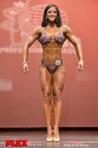 Elissa Martis - Figure - 2014 New York Pro Championships