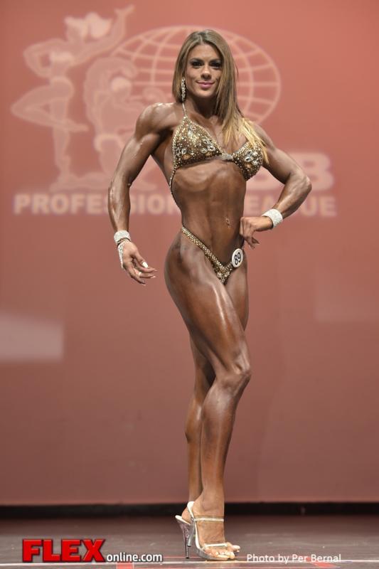 Annette Mendez - Figure - 2014 New York Pro Championships