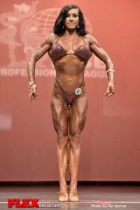 Rinnah Schmid - Figure - 2014 New York Pro Championships
