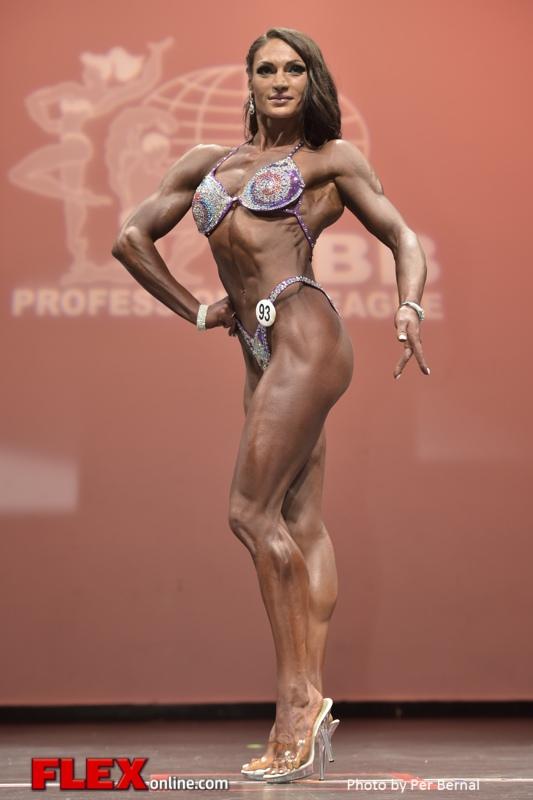 Diana Schnaidt - Figure - 2014 New York Pro Championships