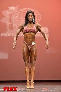 Tamara Sedlack - Figure - 2014 New York Pro Championships