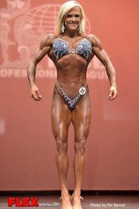 Gennifer Strobo - Figure - 2014 New York Pro Championships
