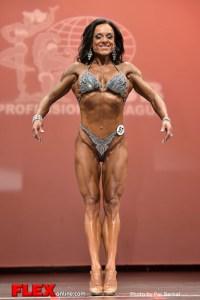 Katerina Tarbox - Figure - 2014 New York Pro Championships
