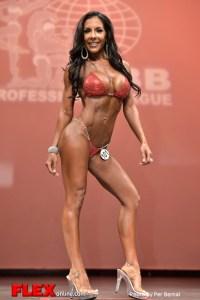 Stacey Alexander - Bikini - 2014 New York Pro Championships