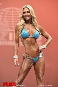 Callie Bundy- Bikini - 2014 New York Pro Championships