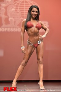 Angeles Burke - Bikini - 2014 New York Pro Championships