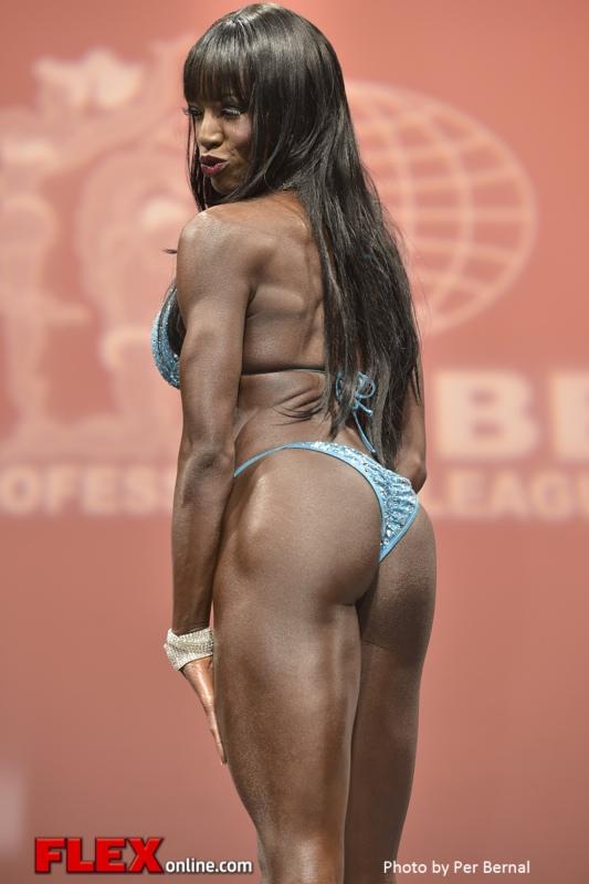 Danielle Carr - Bikini - 2014 New York Pro Championships