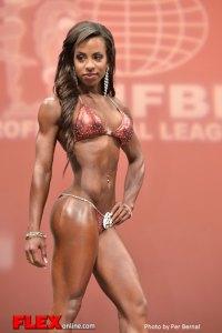 Rachelle DeJean - Bikini - 2014 New York Pro Championships
