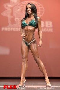 Breanne Hensman - Bikini - 2014 New York Pro Championships