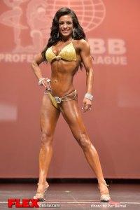 Joanne Holden - Bikini - 2014 New York Pro Championships