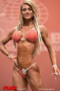 Jana Majernikova - Bikini - 2014 New York Pro Championships