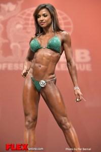Sabrina Nicole - Bikini - 2014 New York Pro Championships