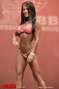 Francine Slobodnik - Bikini - 2014 New York Pro Championships