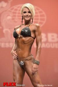 Anna Starodubtseva - Bikini - 2014 New York Pro Championships