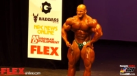 Big Ramy's Posing Routine at the 2014 NY Pro