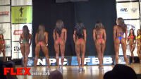 Prejudging at the 2014 IFBB Pittsburgh Pro