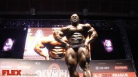 Kai Greene Guest Posing at the 2014 Olympia Amateur Europe