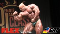 Big Ramy at the 2014 NPC Dennis James Classic