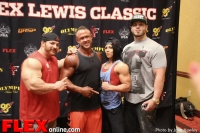 Check-Ins at the 2014 NPC Flex Lewis Classic